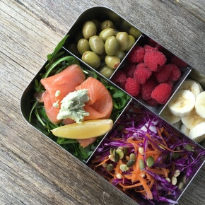 The Lunchbox Series: Light & Fresh