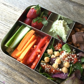 The Lunchbox Series: Vegan